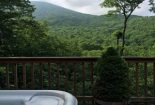 Rich Summit View Hot Tub View